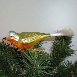 Vogel, mit Glasfaser Schwanz