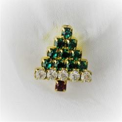 Pin Weihnachtsbaum, mit...