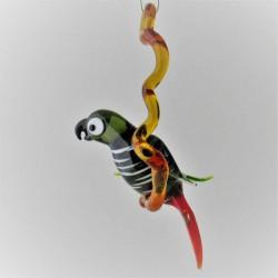 Glas Papagei 150 mm auf...